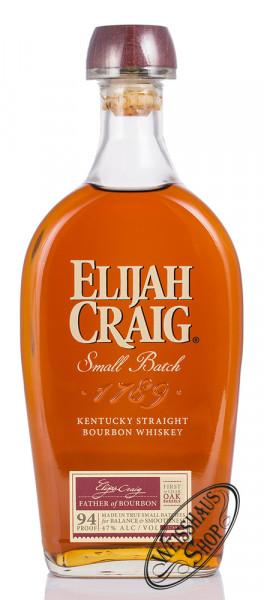 Elijah Craig Kentucky Small Batch Bourbon Whiskey 47% vol. 0,70l