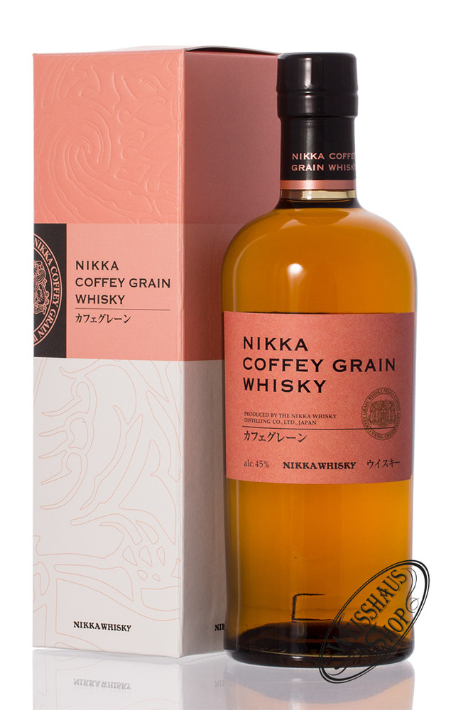 Nikka Coffey Grain Whisky 45% vol. 0,70l