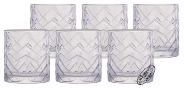 Schott-Zwiesel Fascination Whisky/Rum Tumbler Set 6 Gläser