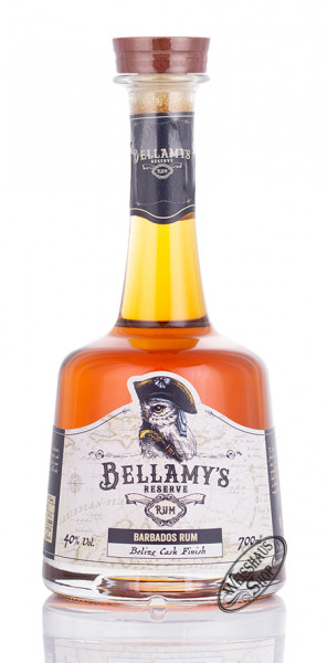 Bellamy's Reserve Rum Belize Cask Finish 40% vol. 0,70l