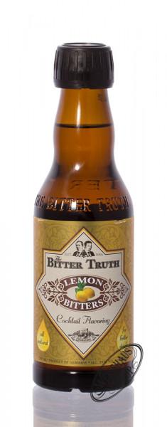 The Bitter Truth Lemon Bitter 39% vol. 0,20l