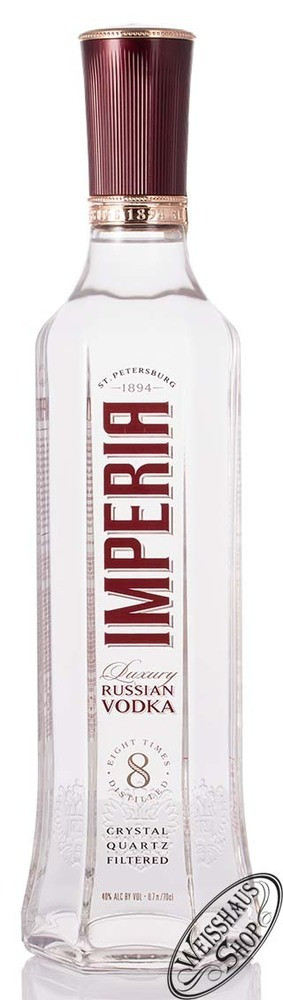 Russian Standard Imperia Vodka 40% vol. 0,70l