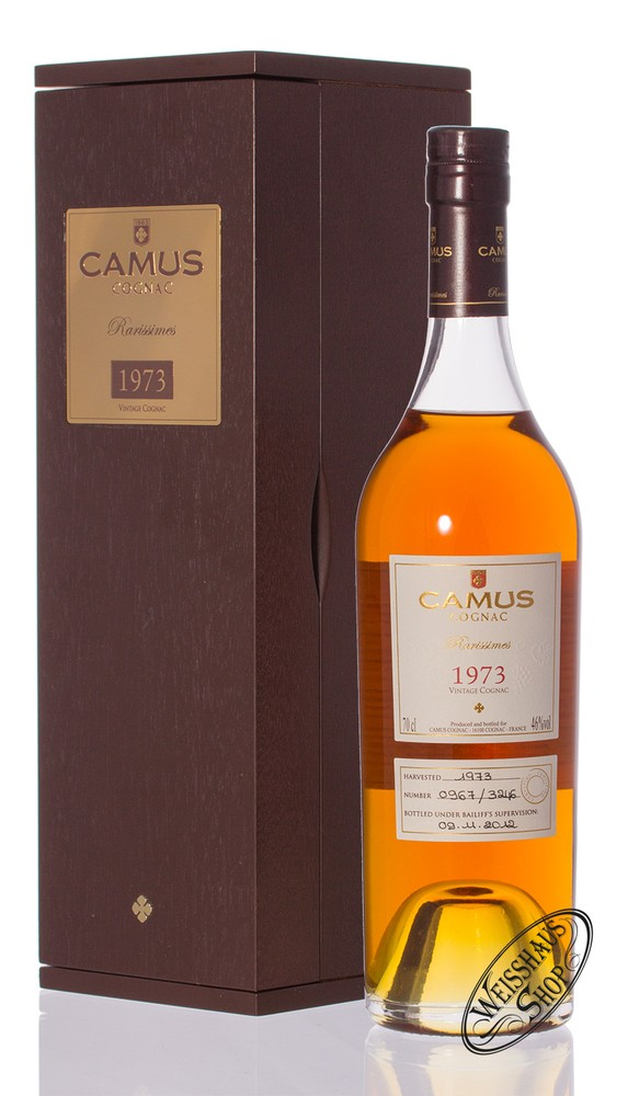 Camus Vintage 1973 Cognac 46% vol. 0,70l