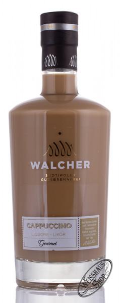 Walcher Cappuccino Likör 17% vol. 0,70l