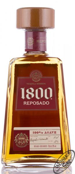1800 Tequila Jose Cuervo Reposado 38% vol. 0,70l