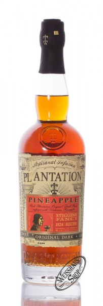 Plantation Pineapple Artisanal Infusion 40% vol. 0,70l