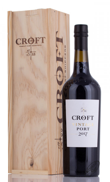 Croft Vintage 2017 Port 20% vol. 0,75l