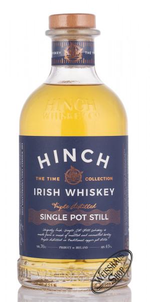 Hinch Single Pot Still Irish Whiskey 43% vol. 0,70l