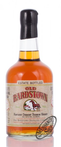 Old Bardstown Kentucky Straight Bourbon Whiskey 50,5% vol. 0,70