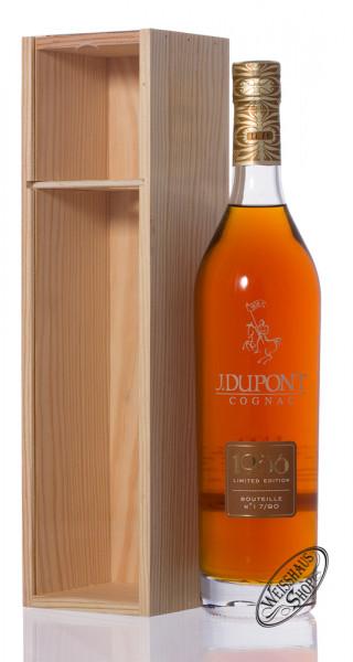 J. Dupont Cognac Millesime 1986 43,5% vol. 0,70l