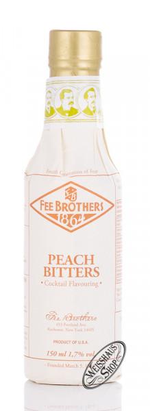 Fee Brothers Peach Bitters 1,7% vol. 0,15l