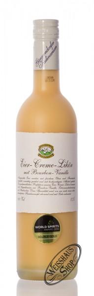 Auersthaler Eier Creme Likör mit Bourbon Vanille 16% vol. 0,70l