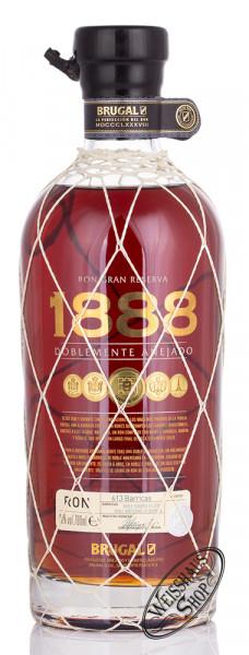 Brugal 1888 Gran Reserva Familiar Rum 40% vol. 0,70l