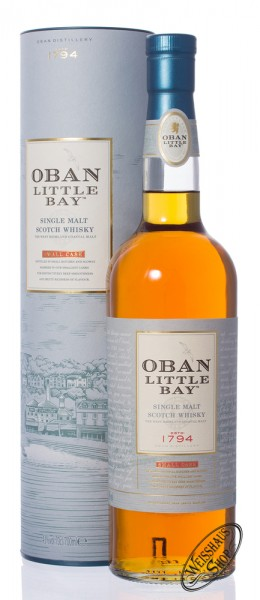 Oban Little Bay Single Malt Whisky 43% vol. 0,70l