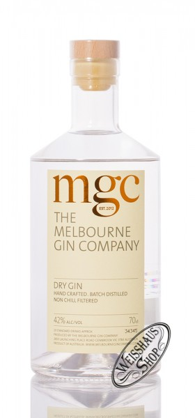 mgc - The Melbourne Gin Company Dry Gin 42% vol. 0,70l