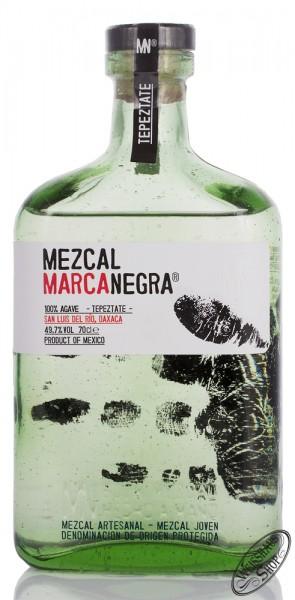 Marca Negra Tepeztate Mezcal 49,7% vol. 0,70l