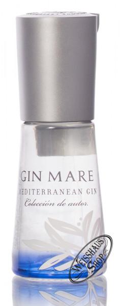 Gin Mare Mediterranean Gin 42,7% vol. 0,10l