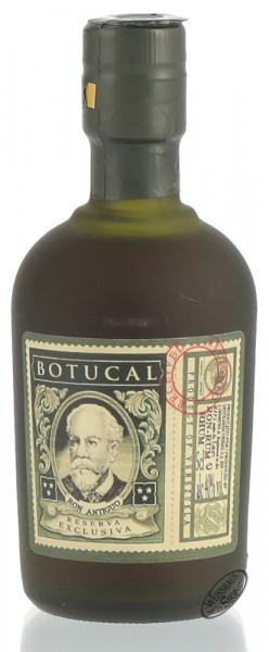 Botucal Reserva Exclusiva Rum 40% vol. 0,05l