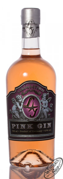 Lebensstern Pink Gin 43% vol. 0,70l