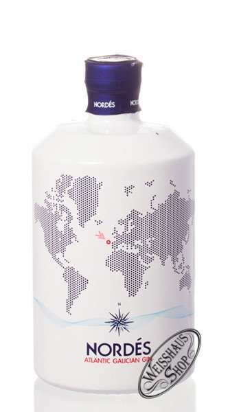 Nordes Atlantic Gin 40% vol. 0,70l