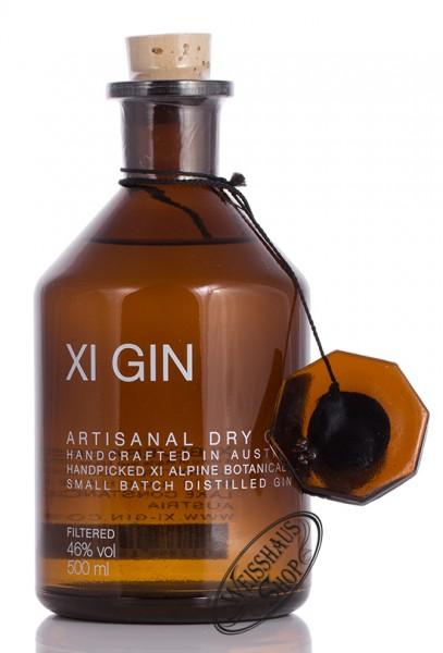 XI Dry Gin 46% vol. 0,50l