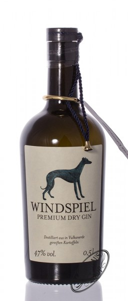 Windspiel Premium Dry Gin 47% vol. 0,50l