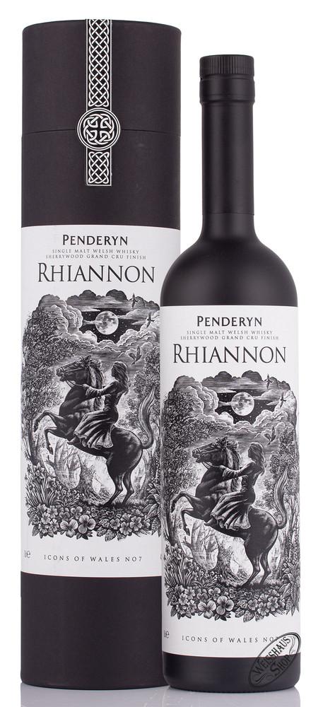 Penderyn Rhiannon Welsh Whisky Icons of Wales Nr. 7 46% vol. 0,70l