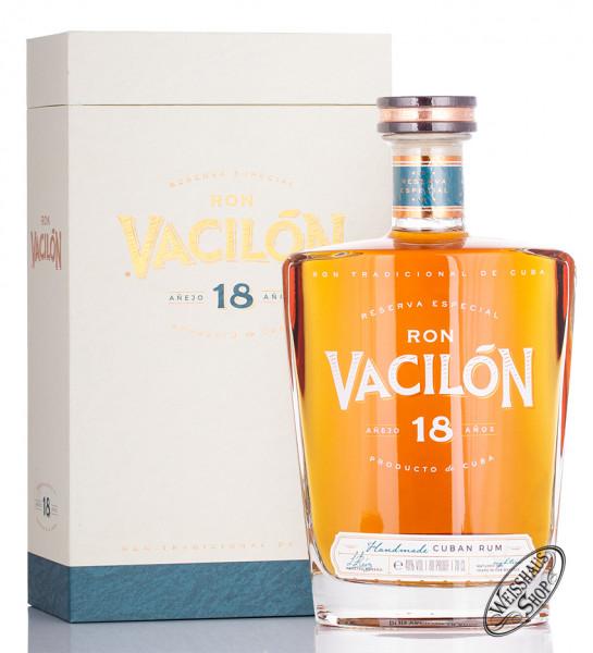 Ron Vacilon Anejo Gran Reserva 18 YO Rum 40% vol. 0,70l