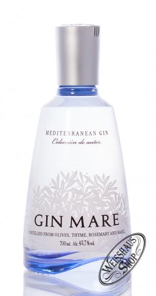 Gin Mare Mediterranean Gin 42,7% vol. 0,70l