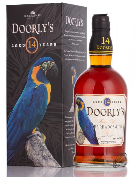Doorly's 14 YO Barbados Gold Rum 48% vol. 0,70l