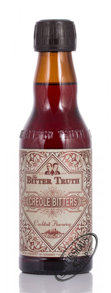 The Bitter Truth Creole Bitter 39% vol. 0,20l