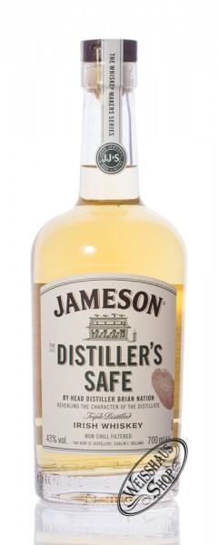 Jameson The Distiller's Safe Irish Whiskey 43% vol. 0,70l