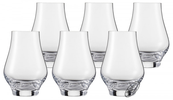 Schott-Zwiesel Bar Special Nosing Whisky/Rum Tumbler Set 6 Gläser