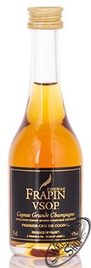 Frapin VSOP Cognac 40% vol. 0,05l Miniatur