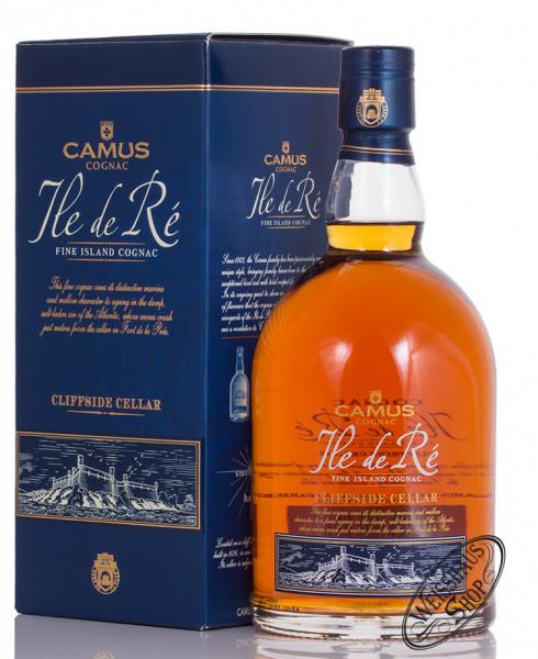 Camus Ile de Ré Cliffside Cellar Cognac 40% vol. 0,70l