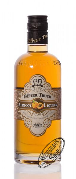 The Bitter Truth Apricot Brandy 22% vol. 0,50l