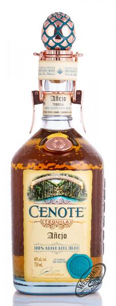 Cenote Tequila Anejo 40% vol. 0,70l