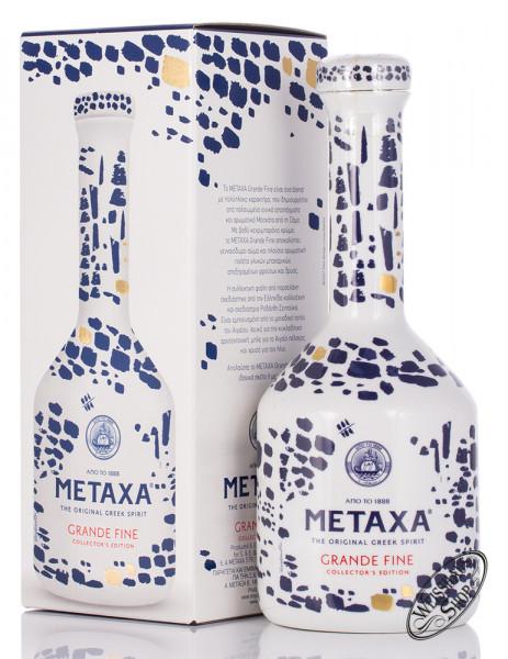 Metaxa Grande Fine Collector's Reserve 40% vol. 0,70l