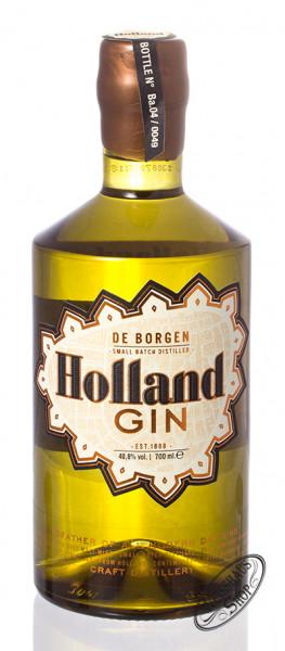 De Borgen Holland Gin 40,8% vol. 0,70l