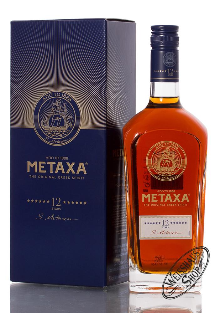 Metaxa 12 Sterne 40% vol. 0,70l