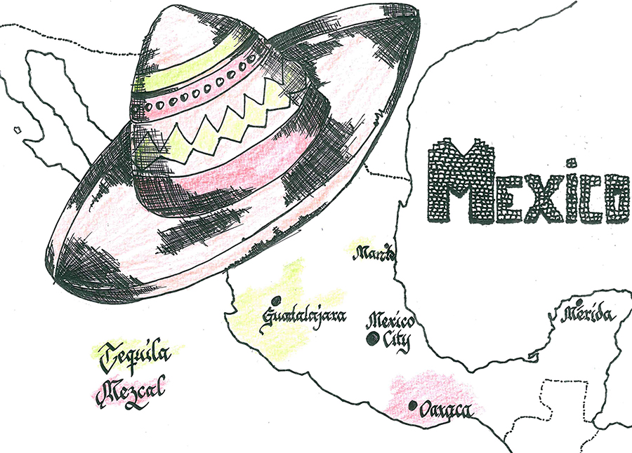 Karte_Mezcal_und_Tequila_Vintage