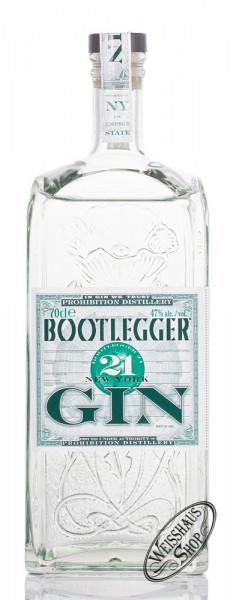 Bootlegger 21 Gin 47% vol. 0,70l