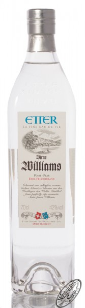 Etter Williams Birnen Brand 42% vol. 0,70l