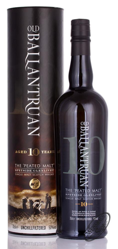 Tomintoul Old Ballantruan 10 YO Single Malt Whisky 50% vol. 0,70l