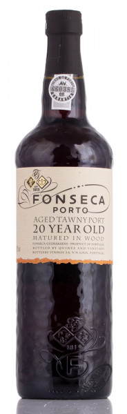 Fonseca 20 YO Port 20% vol. 0,75l