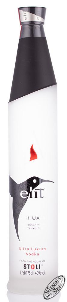 Stolichnaya Elit Vodka Ushuaia 40% vol. 1,75l
