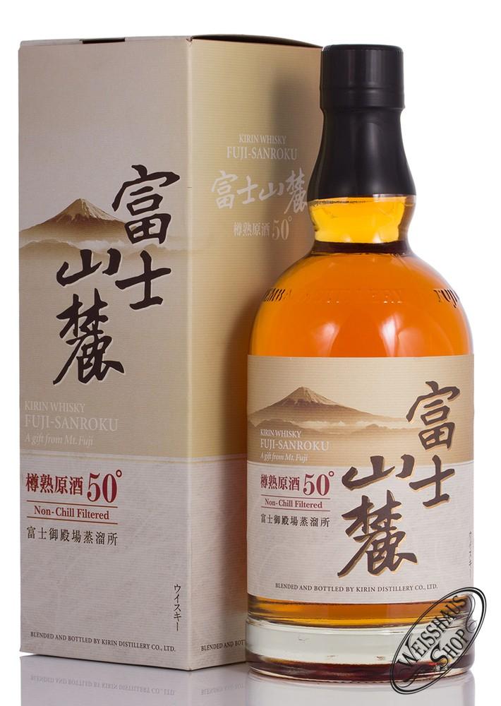 Kirin Distillery Kirin Fuji Sanroku Blended Whisky 50% vol. 0,70l