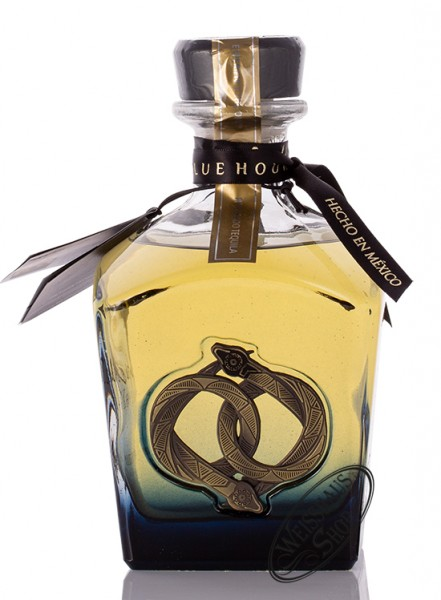 La Hora Azul Blue Hour Tequila Reposado 40% vol. 0,70l
