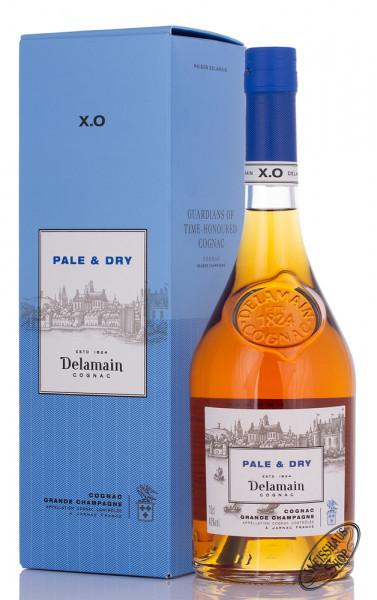 Delamain Pale & Dry XO Cognac 40% vol. 0,70l