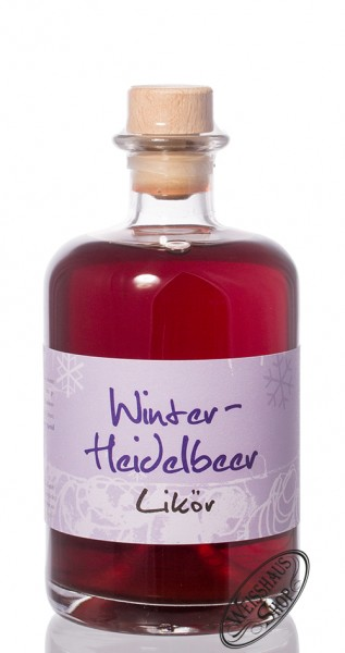 Prinz Winter Heidelbeer Likör 16% vol. 0,50l